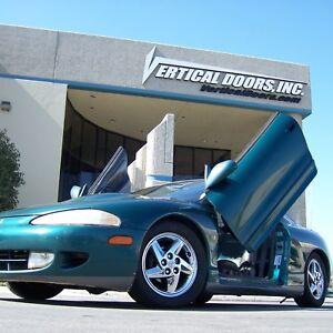 VDI-Mitsubishi-Eclipse-1995-1999-Bolt-On-Vertical-Lambo-Doors