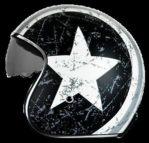 Casco-moto-tipo-custom-cafe-racer-estilo-capitan-america-gris-con-estrella