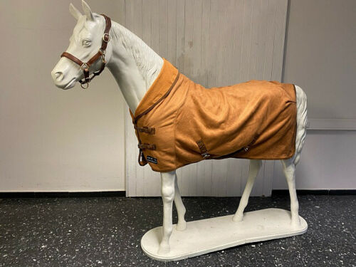 HKM Abschwitzdecke Teddyfleece copper Gr 115 cm *SALE* NEU