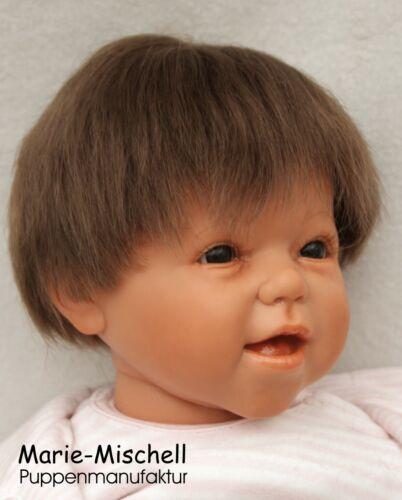 vedi foto 29-31 BABY Parrucca Naturale Marrone Marie-MISCHELL versatile