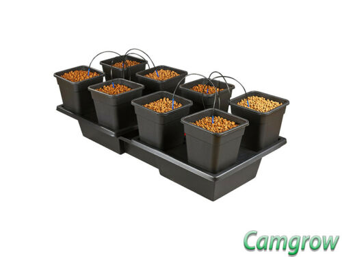 Atami Wilma 8-Large XXL large grand /& Large XL-Hydroponics Goutteur Systems