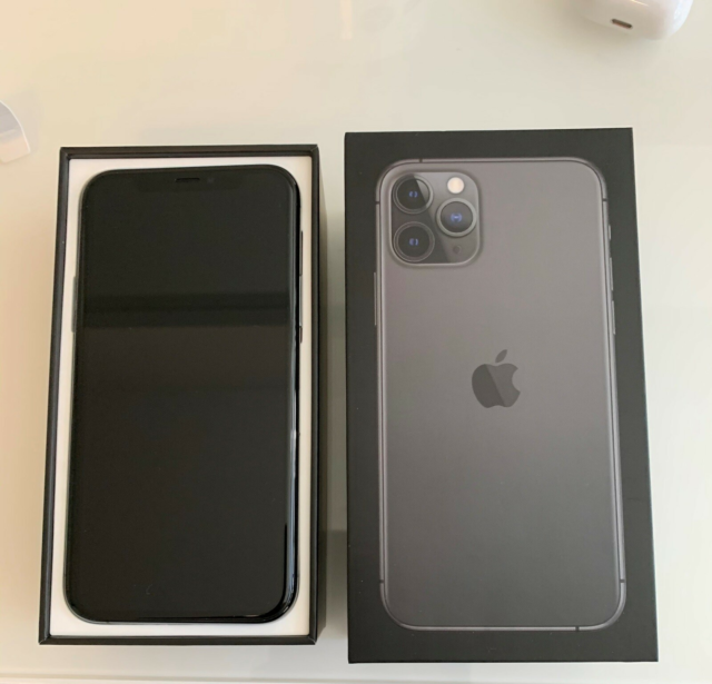 iPhone 11 Pro, 64 GB, Iphone 11 pro 64 gb grå farve sælges.…