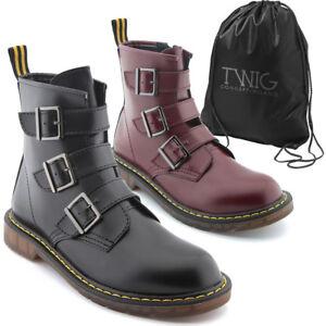 Bottes femme TWIG T9932 bottines chaussures noir bordeaux