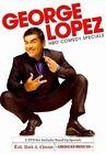DVD NTSC 1 George Lopez Tall Dark Chicano America S Mexican 2 Discs