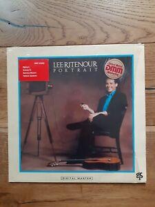 Lee-Ritenour-Portrait-GRP-GRP-91042-Vinyl-LP-Album-German-Pressing