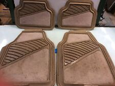 01-06 HYUNDAI SANTA FE FLOOR CARPET MAT RUG CARPETS MATS RUG SET OF 4 J