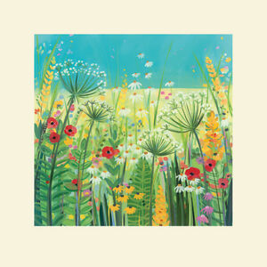 Janet Bell Unframed Mounted Art Print Landscape /& Still Life Picture Range