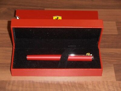 Sheaffer Fountain Pen Red with Ferrari Insignia Brand New in Presentation case