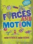 Forces and Motion by Anna Claybourne (Hardback, 2014)