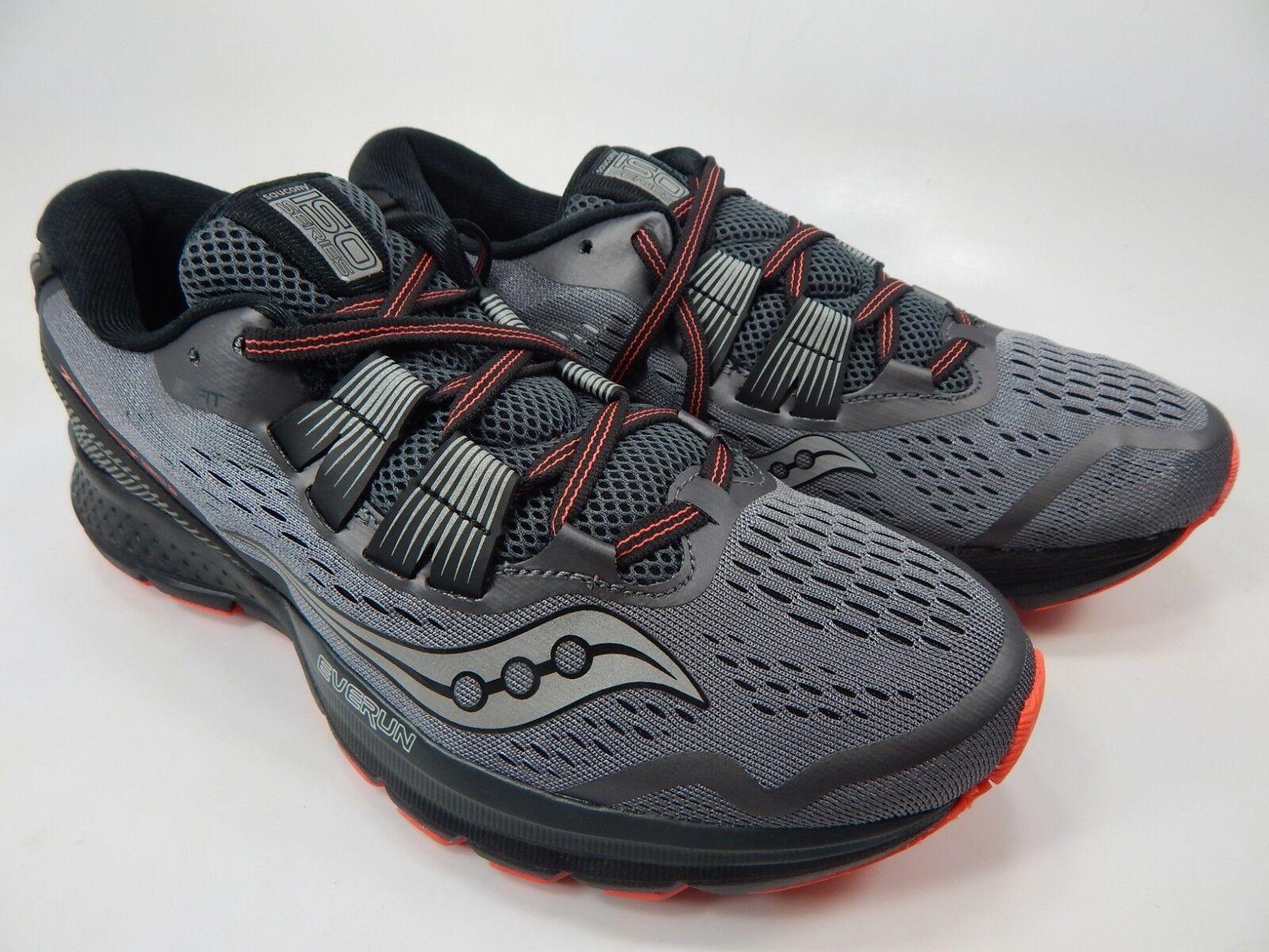 Saucony Zealot ISO 3 Size 8 M (B) EU 39 Women's Running shoes Grey S10399-1