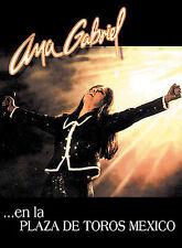 Ana Gabriel - En La Plaza De Toros Mexico (DVD, 2002)