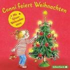 Conni feiert Weihnachten. Mit tollem Conni-Glitzerstern von Liane Schneider (2014)