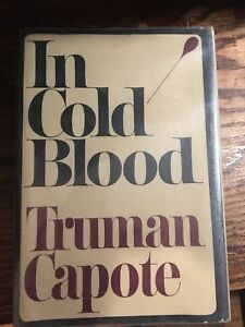 In-Cold-Blood-Signed-by-Truman-Capote-1965-Rare-Book-True-Crime-Novel