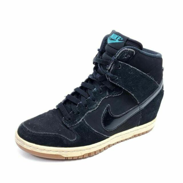 Dunk Sky Hi Essential Shoes Black Gum
