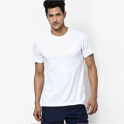 Fruit of the Loom Plain White T Shirt TEE Shirt S-XXXL