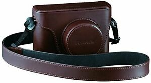 Fujifilm-Leather-case-LC-X100S-Free-Shipping-with-Tracking-number-New-from-Japan
