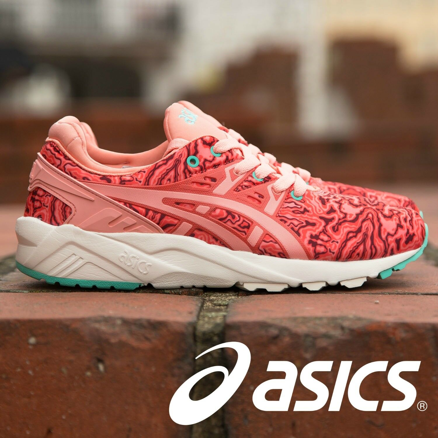 Asics Wo Hommes Gel Kayano Evo Trainers Ladies Girls Sneakers Chaussures Free Post
