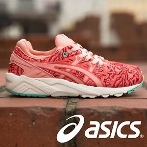 promo code 0a64e 864f4 Details about Asics Womens Gel Kayano Evo Trainers Ladies Girls Sneakers  Shoes Free Post
