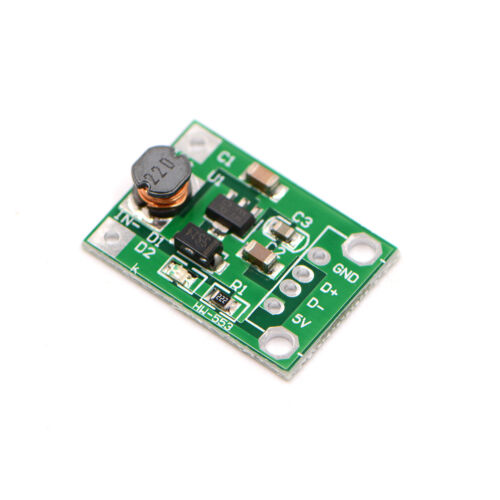 DC-DC 1-5V to 5V Step Up Power Supply Module Boost Converter 500mA HC