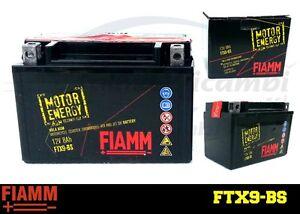 nouveau pas cher garantie de haute qualité sans précédent Dettagli su BATTERIA MOTO FIAMM FTX9-BS = YTX9-BS YAMAHA MT-03 (RM02) 25KW  34CV