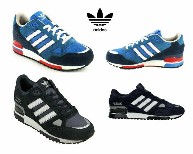 Adidas Originals ZX 750 NEU Herren Running Sneaker Sport Freizeitschuhe Retro Schuhe