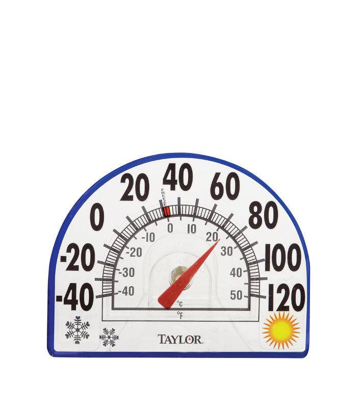 #5323 TAYLOR Seasons WINDOW CLING 7