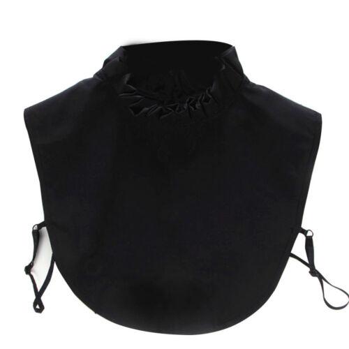 Women Choker Necklace Detachable Lapel Shirt False Collar MultiStyle Fake Collar