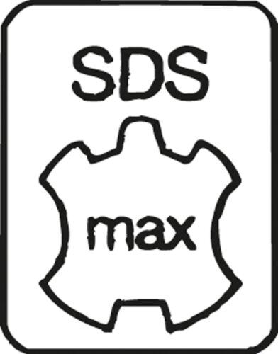 Fortis SDS-max-Bohrer 25 x 520 400mm