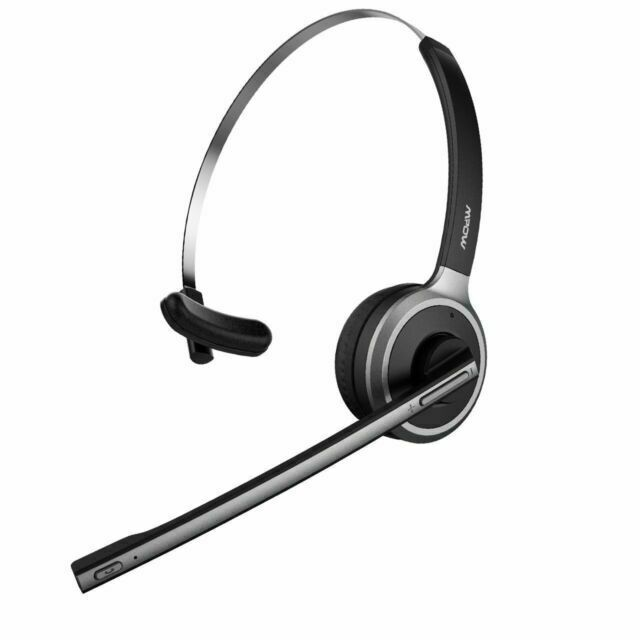 Best Trucker Bluetooth Headset For Driver Wireless Earpiece Noise Cancelling Mic For Sale Online Ebay