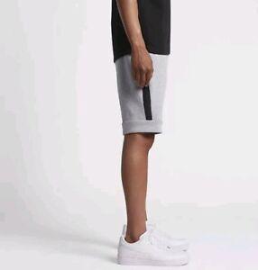 Image is loading Nike-Men-039-s-Tech-Fleece-Shorts-805160-