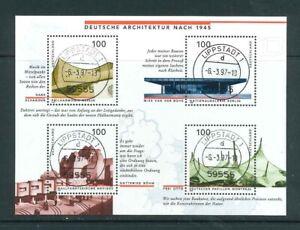 BRD-Mi-Nr-1906-1909-Block-37-zentrisch-gestempelt-Tagesstempel-Ortsstempel