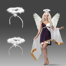 Adult Kids Feather Wings Fallen Angel Halloween Fancy Dress Costume Thanksgiving