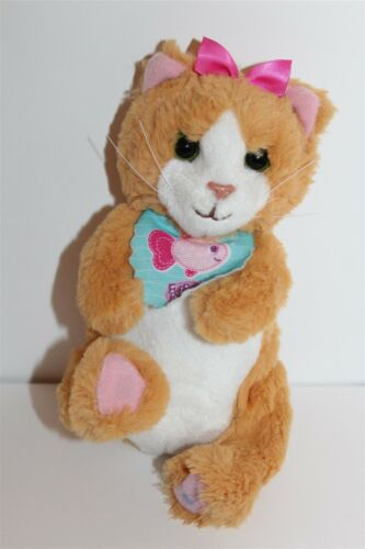 FurReal Friends Baby Kitten Battery Operated Hasbro 2012 7""