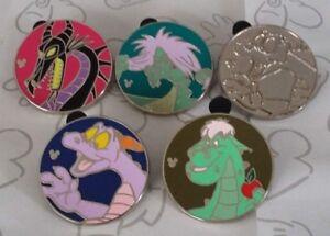 Disney-Dragons-2015-Hidden-Mickey-Set-WDW-Choose-a-Disney-Pin