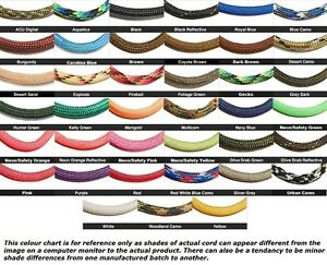 550-PARACORD-US-GSA-COMPLIANT-100-feet-30m-MADE-IN-USA-AND-NOT-IN-CHINA