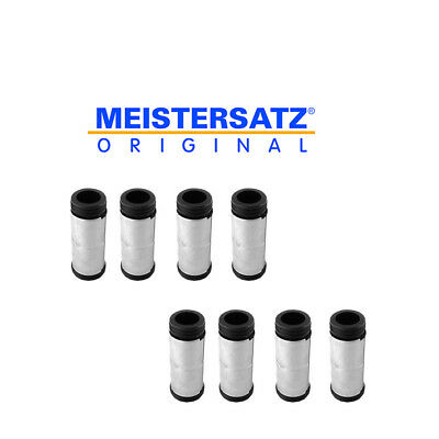 MEISTERSATZ Ignition Spark Plug Tube Sensor Seal Kit 8pcs Fits BMW