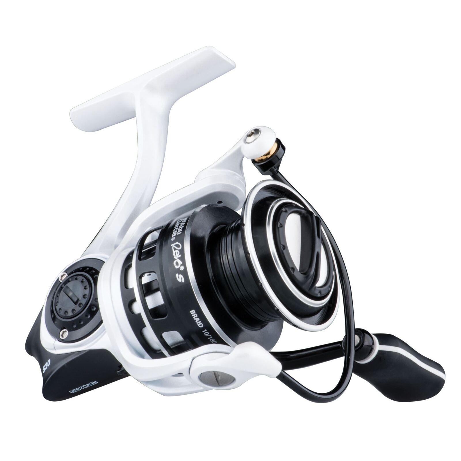 Abu Garcia Revo 2 S 10 Spinning Reel De Pesca