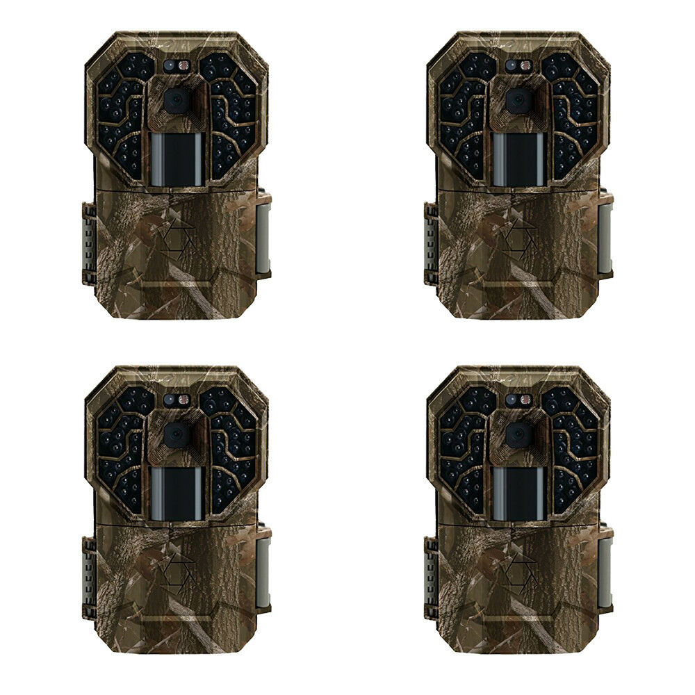 (4) Stealth Cam G45NG No  Glo Trail Game Camera (12MP)   STC-G45NG  cheaper prices
