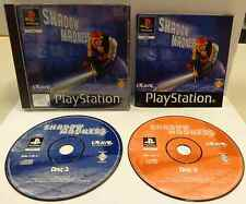 Console Gioco Game Playstation PSOne PSX PS1 PAL ITALIANO - SHADOW MADNESS Crave