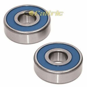 Front Wheel Ball Bearings Fits SUZUKI GN400T GN400TX GN400XT GN400XX 80-82