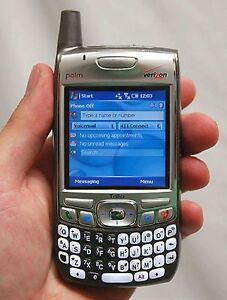 palm treo 700 windows 700w verizon cell smart phone 700 w rh ebay com Palm Treo 700P Accessories Palm Treo 850