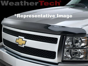 WeatherTech Low Profile Hood Protector for GMC Terrain 2018-2019