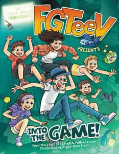 NEW FGTeeV Presents By FGTeeV Hardcover Free Shipping