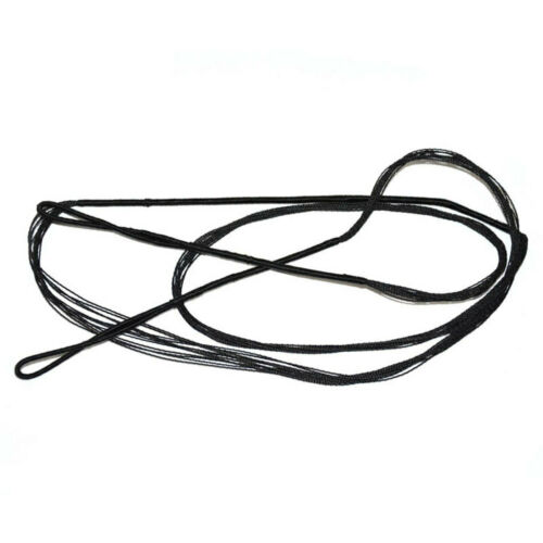 Multi Dimension Bow String Archery Bowstrings Black for Recurve Bow Longbow New