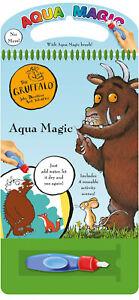 Gruffalo Acqua Magia Dipingere Riutilizzabile Attività Pad Artista Set 085