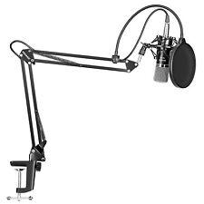 Neewer NW-700 Pro Studio Broadcasting Recording Condenser Microphone Kit