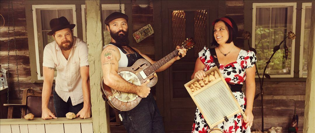 The Reverend Peyton's Big Damn Band Tickets (21+ Event)