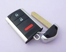 OEM ACURA RDX smart keyless entry remote transmitter DRIVER 2+NEW KEY INSERT