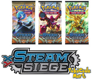 Pokemon-TCG-XY-11-Steam-Siege-Sealed-Booster-Packs-Brand-New