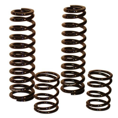 03-1331B Black 13 Series Progressive Springs For PSI Shocks 70//130 lbs//in PrS